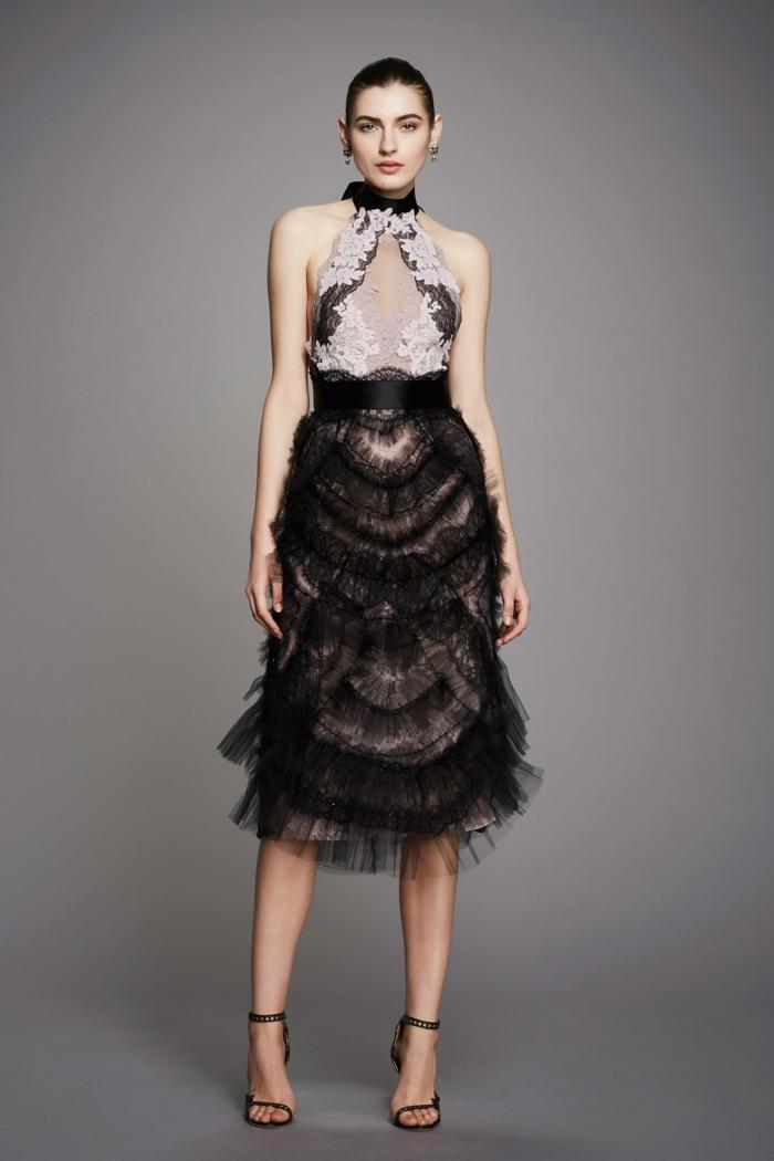 1001 id es pour une robe de c r monie femme les mod les. Black Bedroom Furniture Sets. Home Design Ideas
