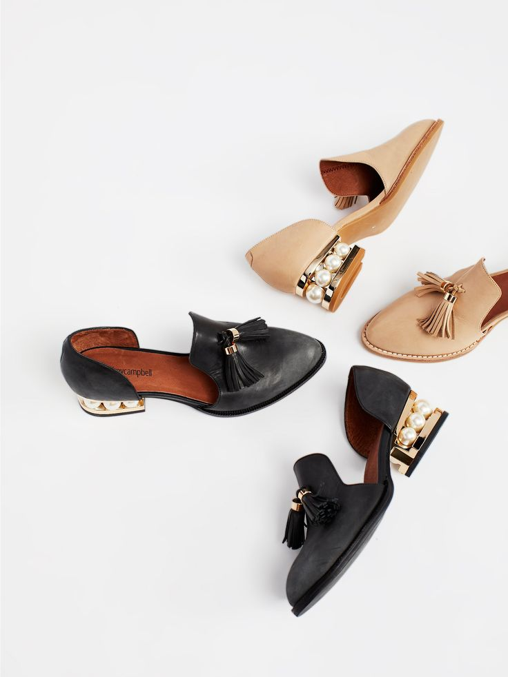 Tendance Chaussures 2017 2018 Georgie Slip On Loafer