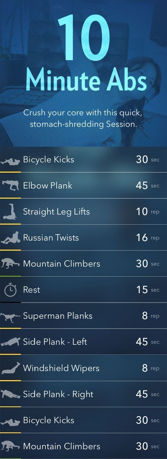 Fitness Motivation : Try Our 30 Day Ab Workout www.changeinsecon……