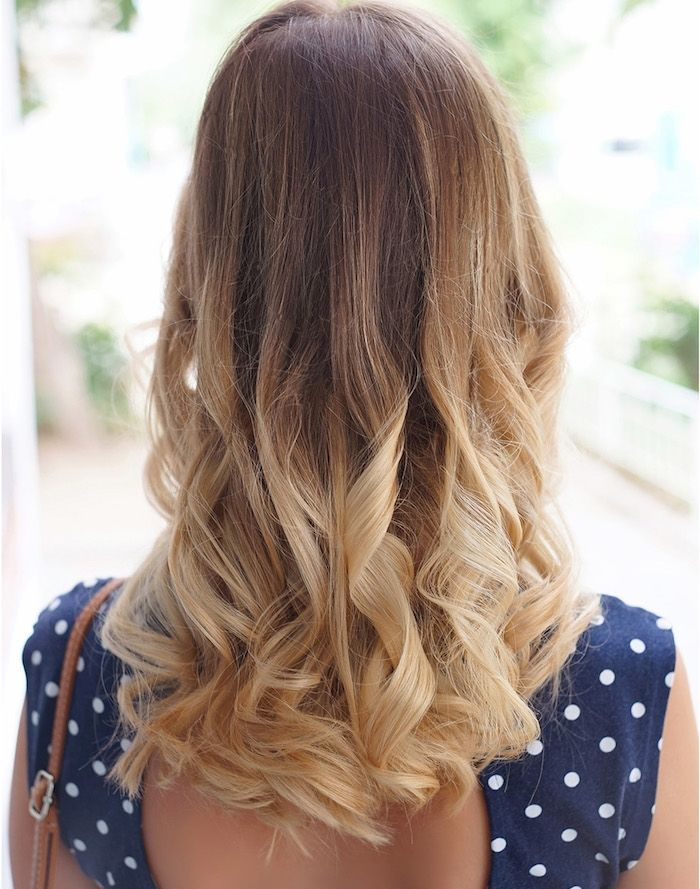 Idee Coiffure Balayage Sur Cheveux Chatain Coiffure Femme Aux
