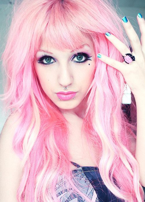 id e couleur coiffure femme 2017 2018 baby pink hair hairstyle color pink www. Black Bedroom Furniture Sets. Home Design Ideas