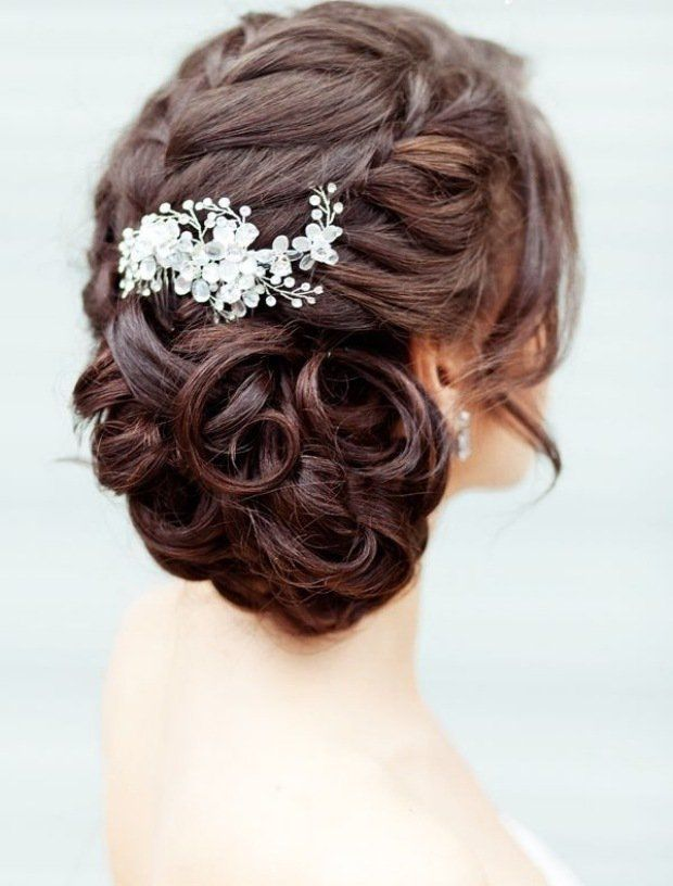 Idee Tendance Coupe Coiffure Femme 2017 2018 Coiffure Mariage Tresse