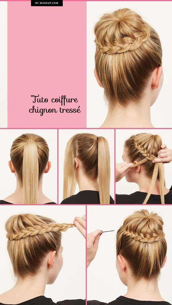 Idee Tendance Coupe Coiffure Femme 2017 2018 Tuto Coiffure Cheveux Courts Et Longs Madame Tn Magazine Feminin Numero 1 Mode Beaute Shopping Lifestyle
