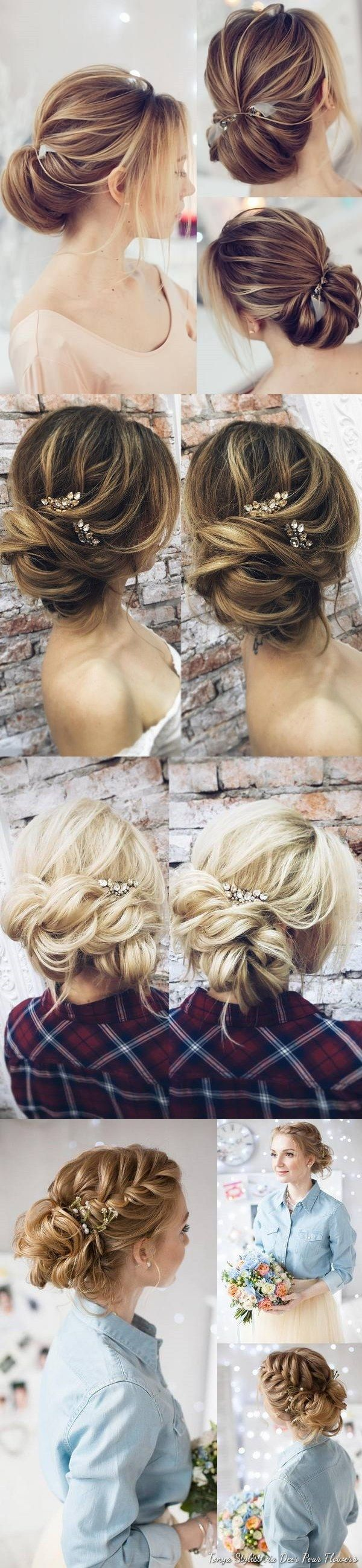 Id E Tendance Coupe Coiffure Femme 2017 2018 Coiffure De Mariage Wedding Hairstyles For