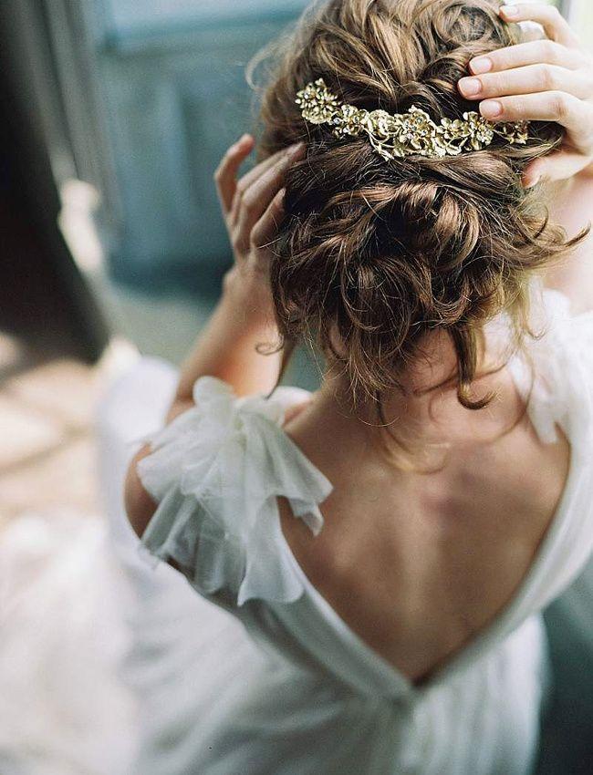 Id e tendance coupe coiffure femme 2017 2018 robe de - Coiffure mariee 2017 ...