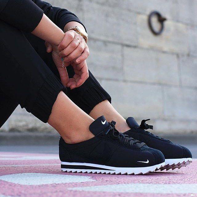 Femme 5qgxn Cortez Tendance Nike 2017 2018 Sneakers Chaussures m8vn0wON