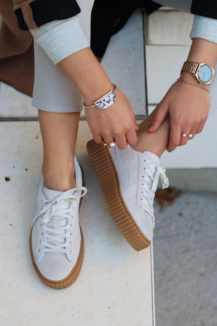 Puma Tendance The 2017 Une Jolie Chaussures Creepers Paire De 2018 zVLUpSMGq