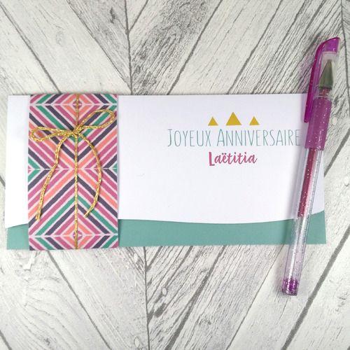 tendance sac femme 2017 2018 carte pochette cadeau anniversaire personnalisable femme motifs. Black Bedroom Furniture Sets. Home Design Ideas