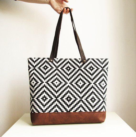 tendance sac femme 2017 2018 le sac est fait de tissu de coton d ameublement avec kilim. Black Bedroom Furniture Sets. Home Design Ideas