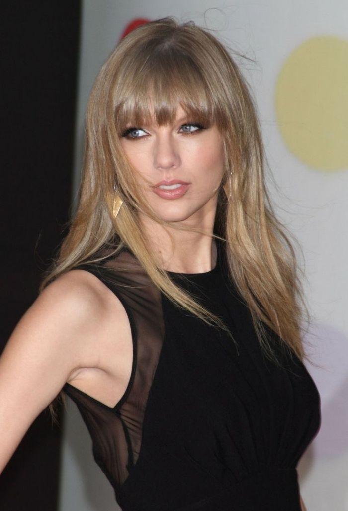 Id e coiffure couleur blond cendr robe noire coiffure - Couleur blond cendre photo ...