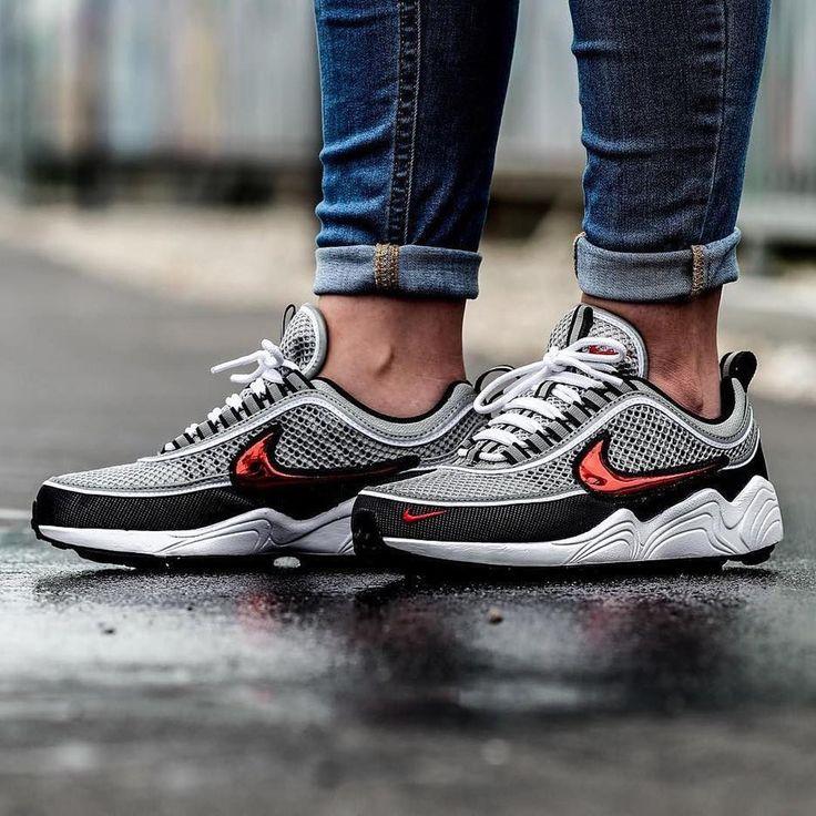 Tendance Air 2018 Nike Sneakers Chaussures Zoom 2017 Femme Spiridon H2DE9I