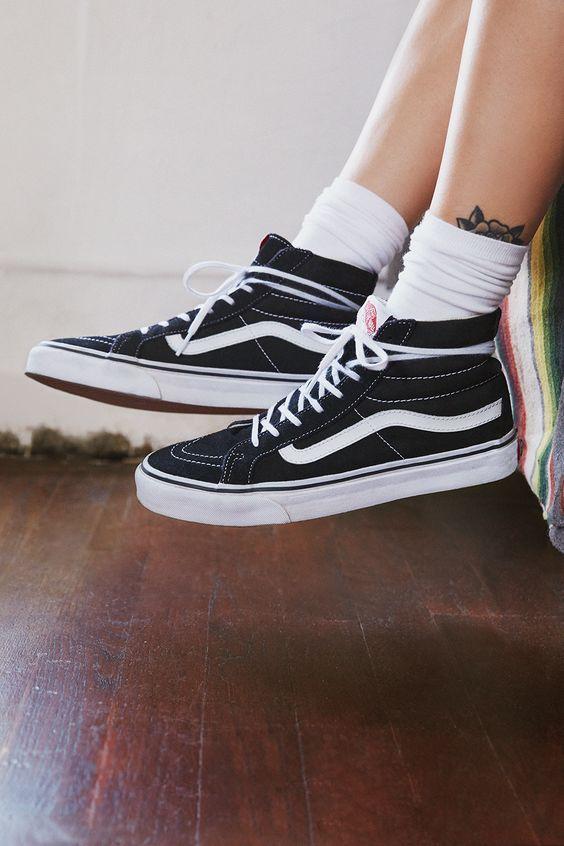 sneakers vans femme