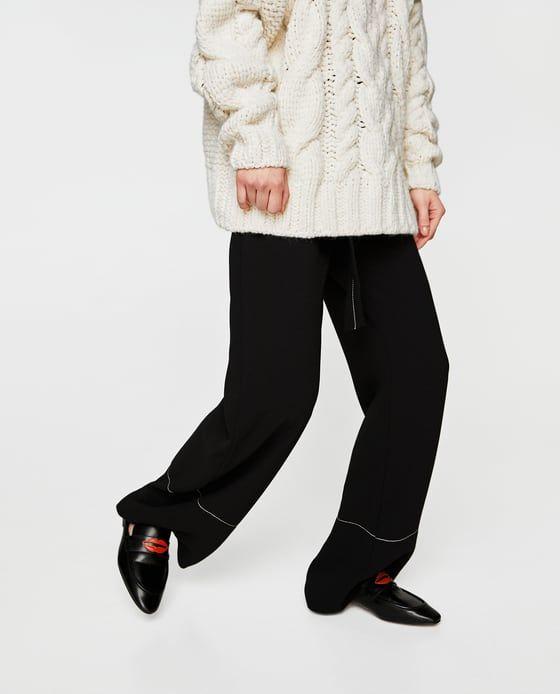 tendance chaussures 2017 2018 zara femme mules. Black Bedroom Furniture Sets. Home Design Ideas