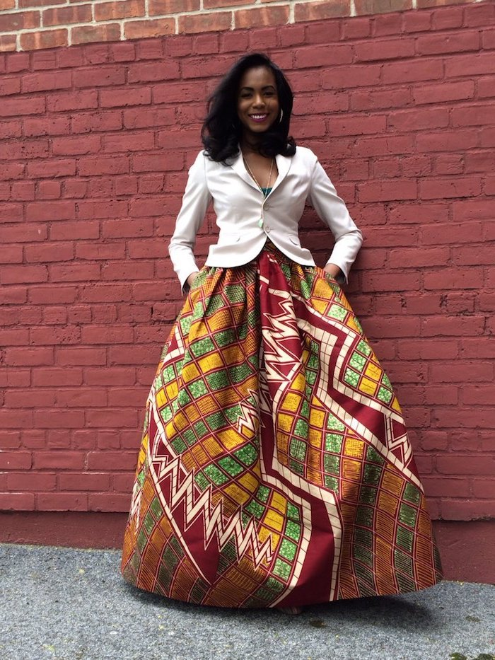 10a15c8ac61 ▷ 1001 + photos de la robe africaine chic et comment la porter ...
