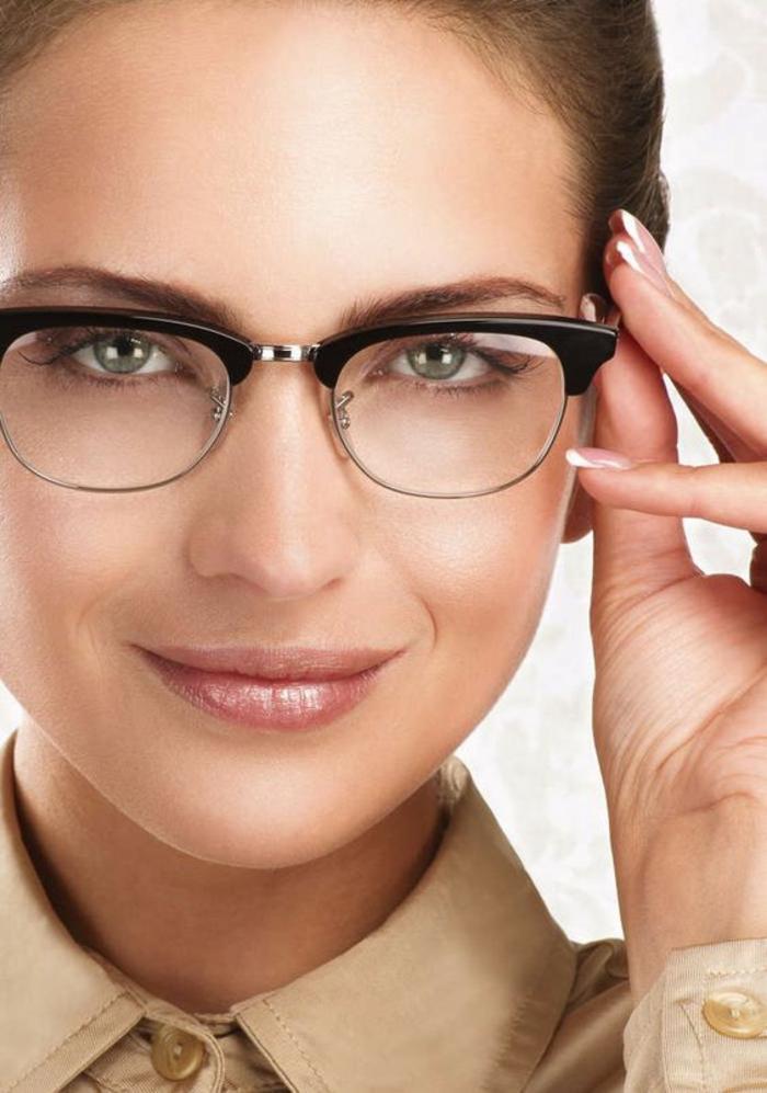 1001 id es pour savoir comment choisir ses lunettes - Sourcil visage rond ...