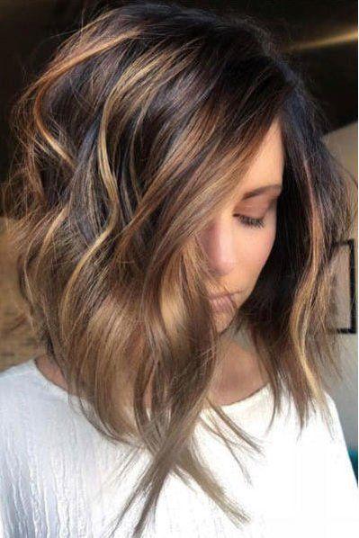 Coiffure Femme Cheveux Mi Long Degrade Millaulespiedssurterre