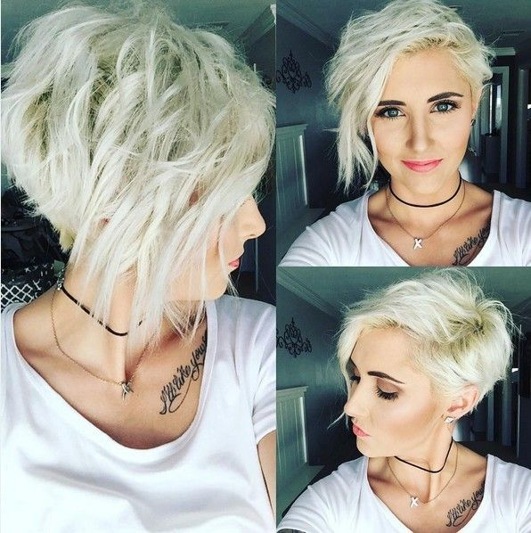 Idee Couleur Coiffure Femme 2017 2018 Asymetrique Salissante Couches Courte Coupe De Cheveux Pour 2017 Lumiere Blond Madame Tn Magazine Feminin Numero 1 Mode Beaute Shopping Lifestyle