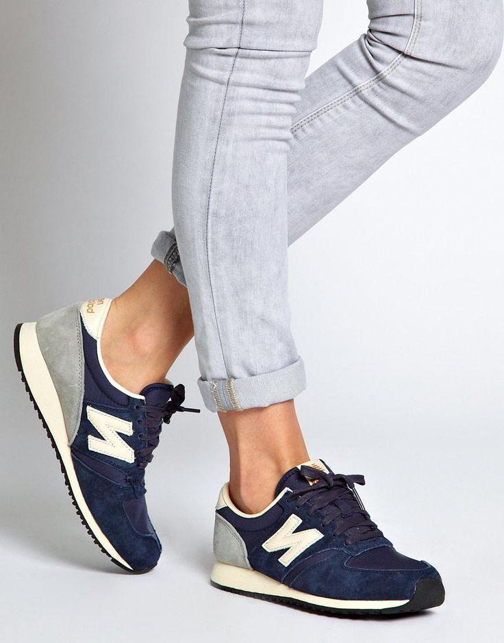 new balance femme 420 bleu marine