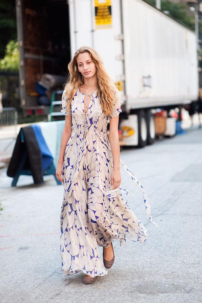 449484be8f6 Robe été longue robe longue moulante choisir une belle robe être femme  habillée robe longue magnifique