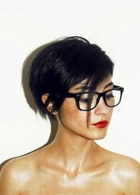 Idee Tendance Coupe Coiffure Femme 2017 2018 Cheveux Court