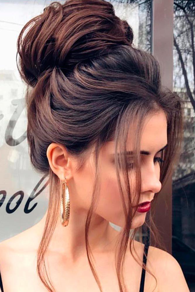 Idee Coiffure 20 Erstaunliche Lange Haare Hochsteckfrisuren